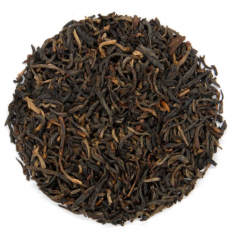 Black Tea With Herbs